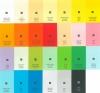 Választható színskála